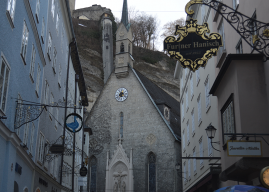 Overview: AMIS visits Salzburg, the city of music