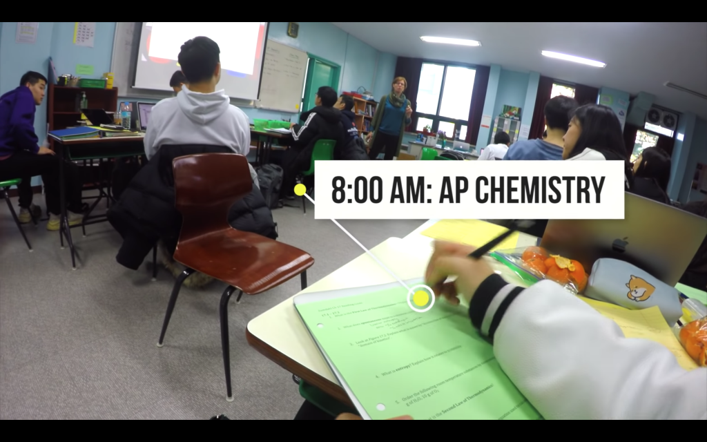 A Day in the Life of a Seoul International School Student