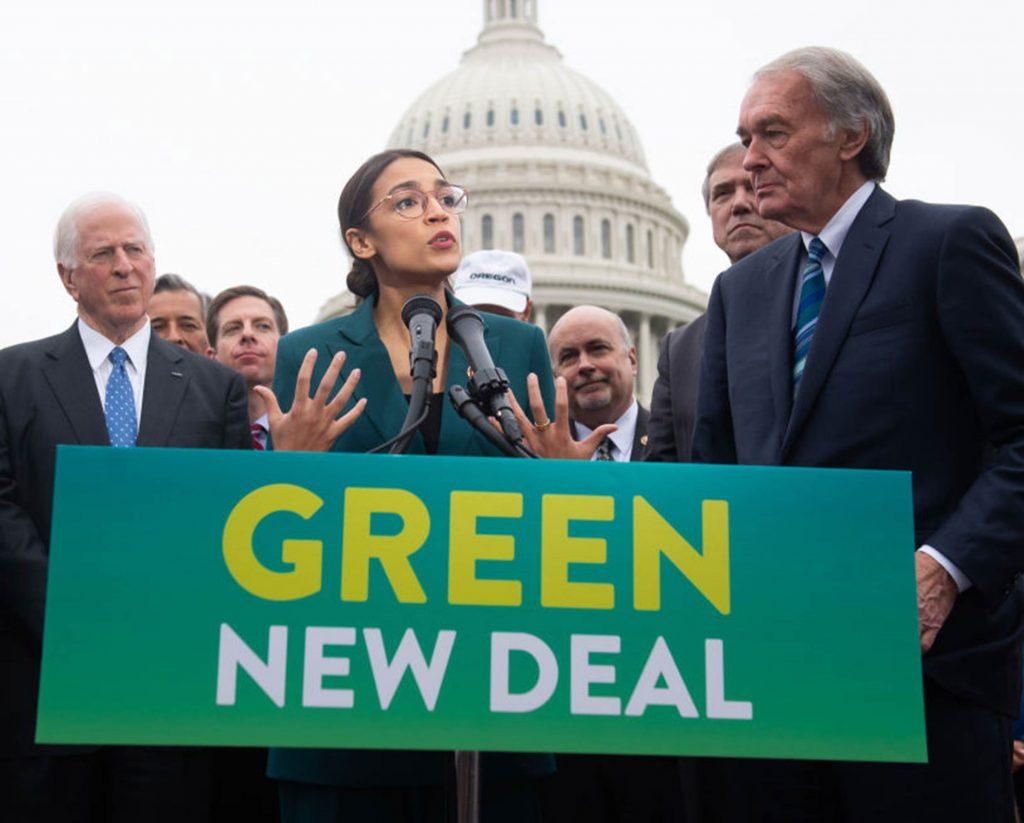 Rep. Alexandria Ocasio-Cortez's Green New Deal voted down by Senate