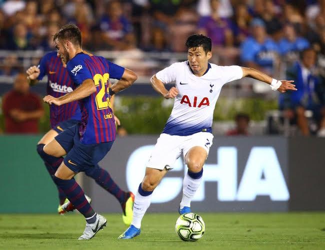 Tottenham emerges victorious in Champions League quarterfinals