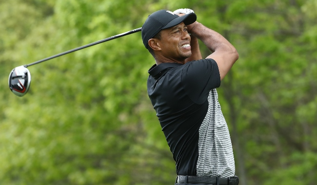 Tiger Woods makes major comeback with Masters title