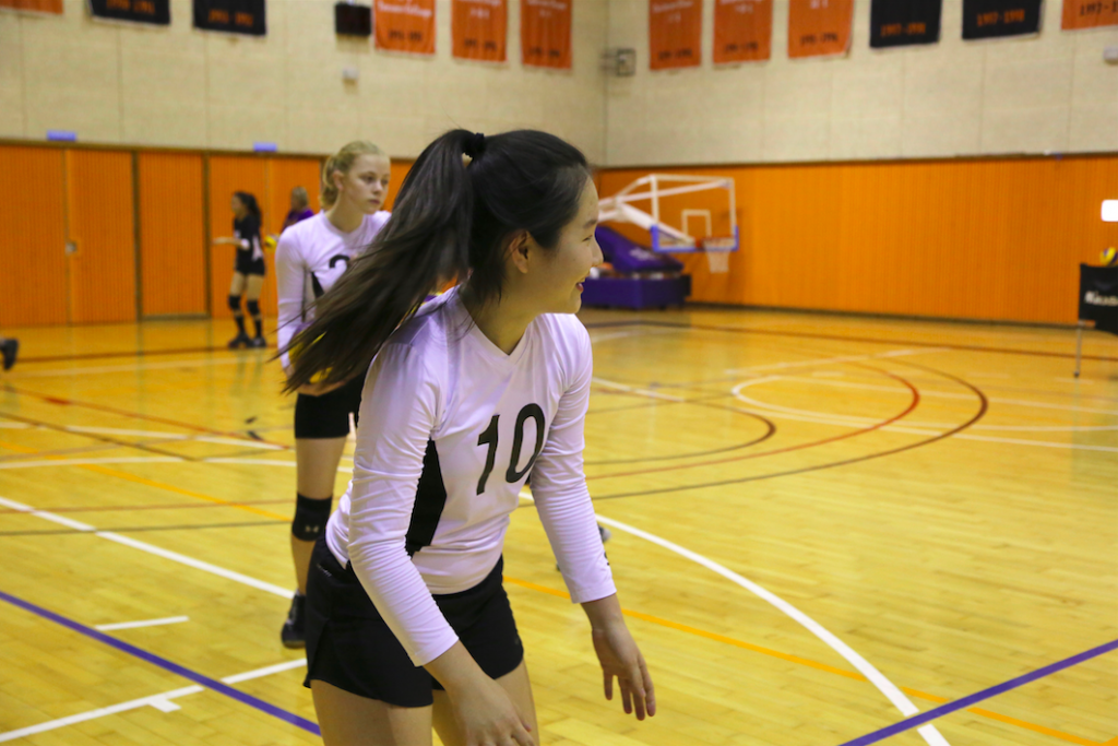 Student athletes prepare for tournaments