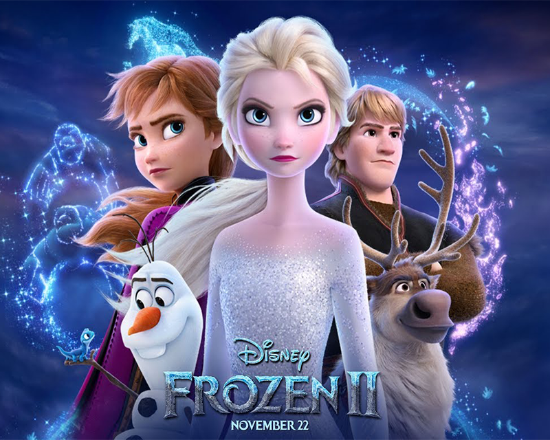 Frozen 2 provides audiences with satisfying sequel