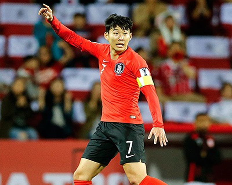 Fans show concern over Son Heung-min's injury