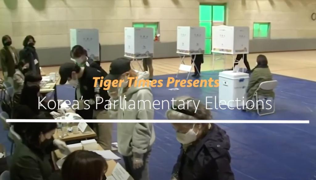 South Koreas Parliamentary Elections