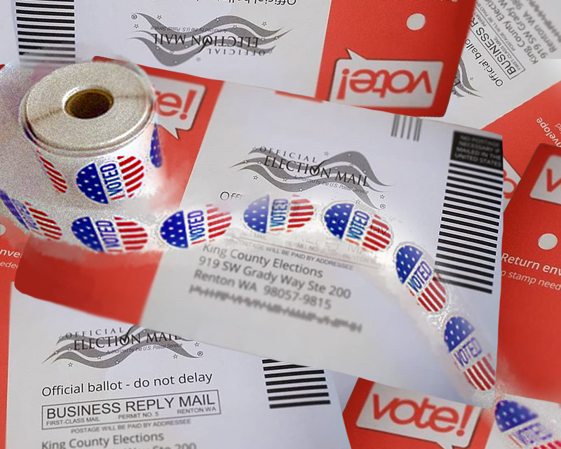 Voting-by-Mail saves the upcoming 2020 election from the coronavirus pandemic
