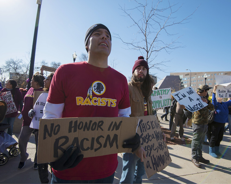 Sports teams drop names, mascots in response to intensifying BLM Movement