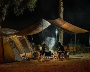 Koreans find travel closer to home, camping due to COVID-19