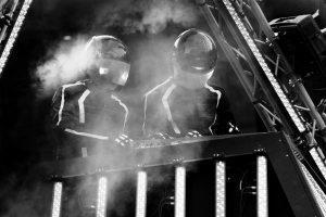 Electronic music duo Daft Punk announces break up