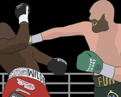 Tyson Fury overcomes struggles to become king of the heavyweights