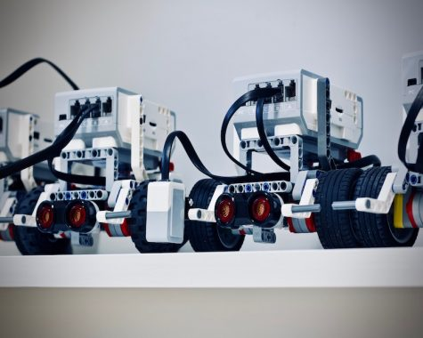 SIS forms Robotics team ahead of future competitions